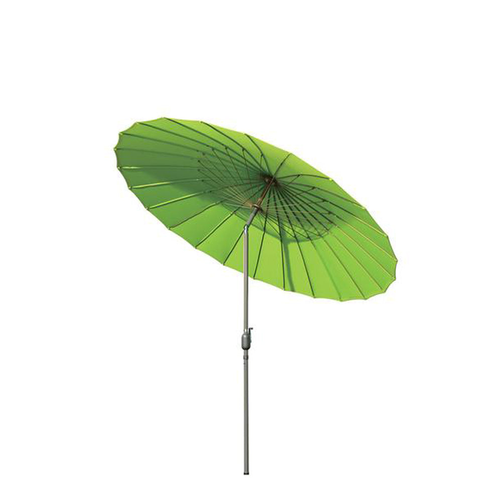 Easy Days Outdoor Parasol - Green - 2.6m
