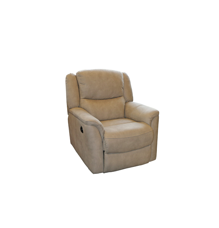 Hepburn mushroom electric recliner chair