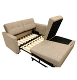 Memphis Sofabed - Double Size (Trio Mech.) - Jake Pepper Fabric