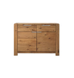 Imola 2-Door Sideboard - Solid Oak Oiled