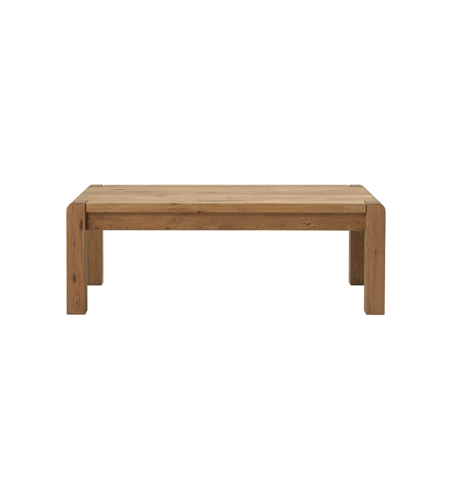 Imola Coffee Table - Solid Oak Oiled