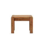 Imola Lamp Table - Solid Oak Oiled
