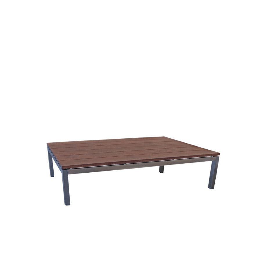 Marseille Outdoor Coffee Table 1200 - Kwila