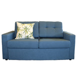 Memphis Sofa Bed - Double Size Trio Mech - Marni Navy