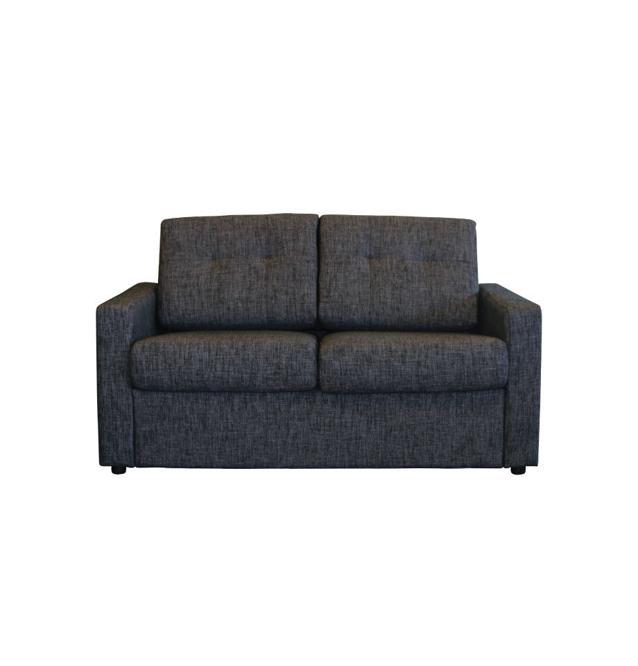 Memphis Sofa Bed - Double - Jake Charcoal