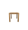 Modena 80x80cm Small Dining Table - Solid Oak, Natural Oil - 23510600 - KD