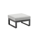 Opito Outdoor Ottoman - Light Grey