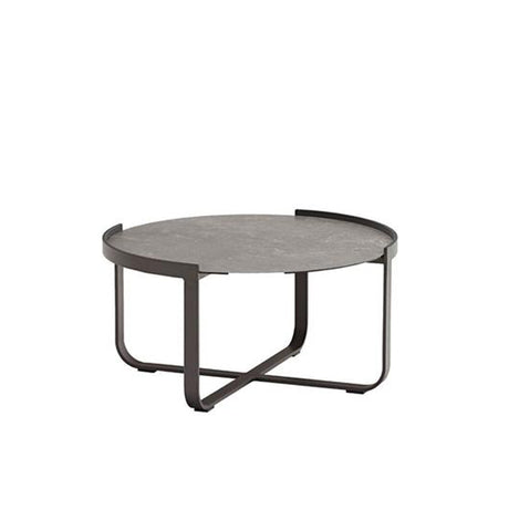 Monti Rectangular Coffee Table -  Glass