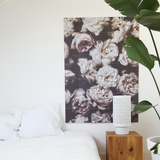IXXI Wall Hanging - Peony Roses - 80x100cm