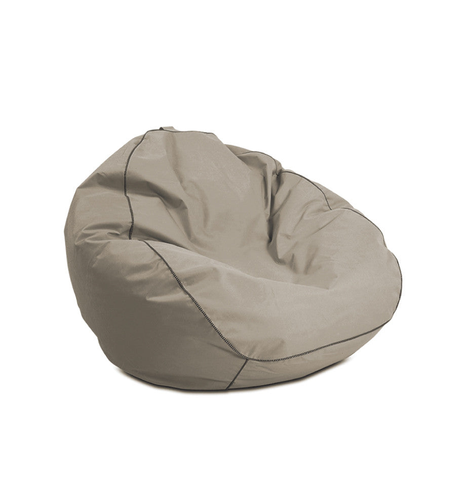 Citta Design - Outdoor Bean Bag - Atlantic - Stone
