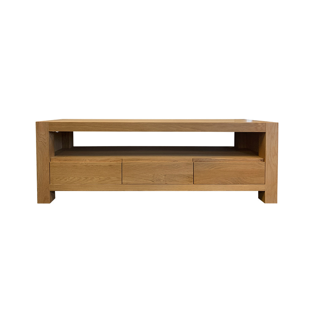 Beckett 3 Drawer Entertainment Unit