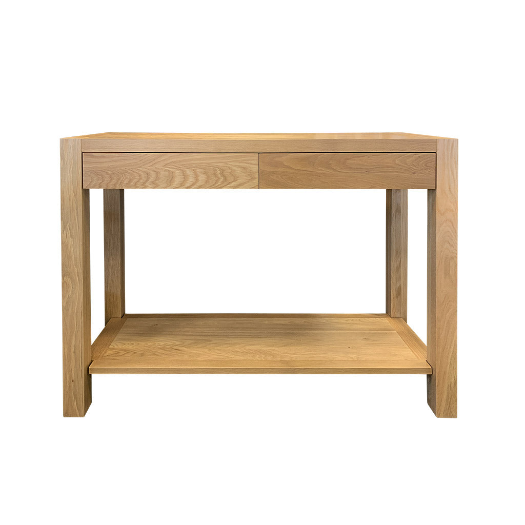 Beckett hall table - oak