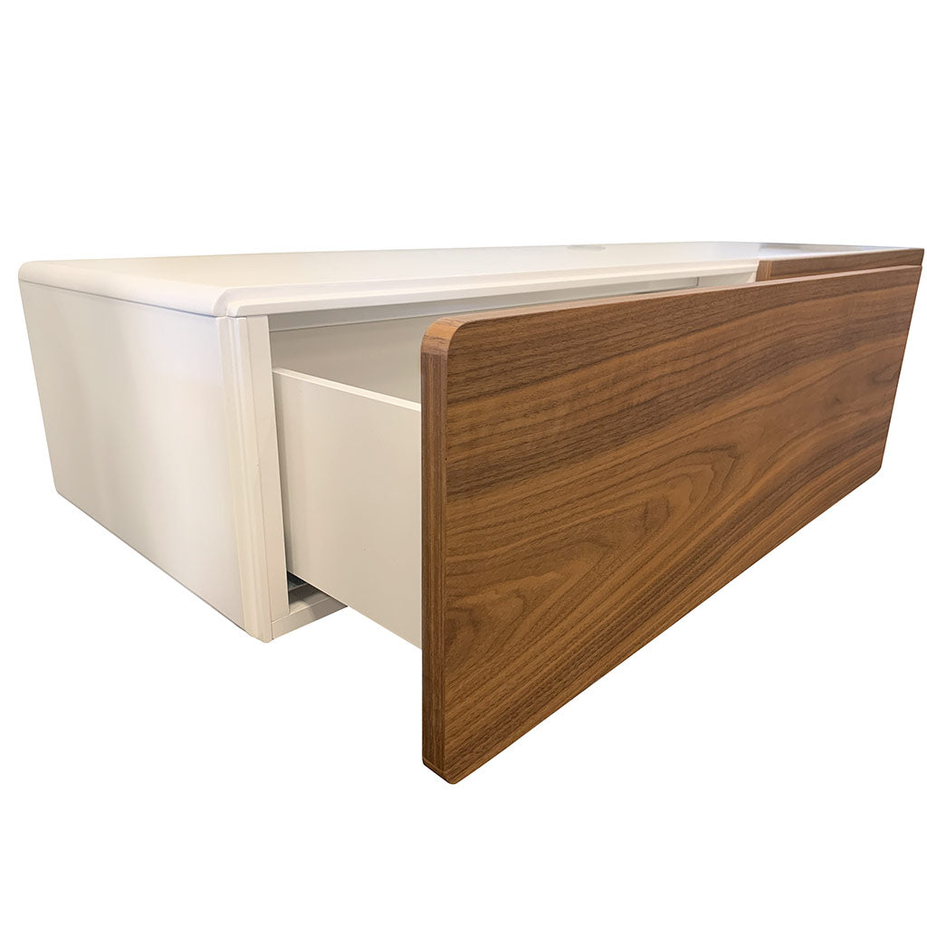 Bondi Floating Entertainment Unit 1660 - close up drawer