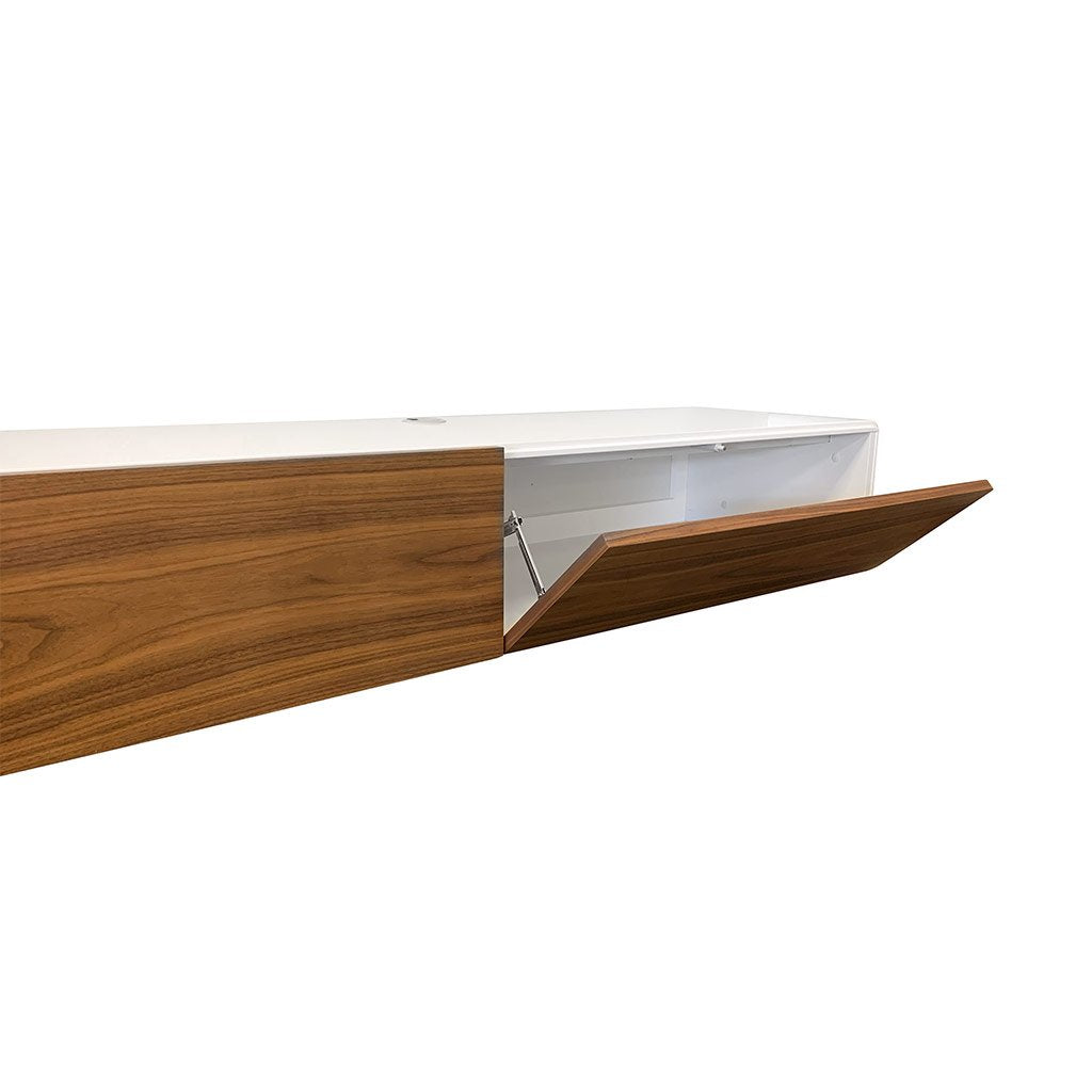 Bondi Floating Entertainment Unit 1660 - side view