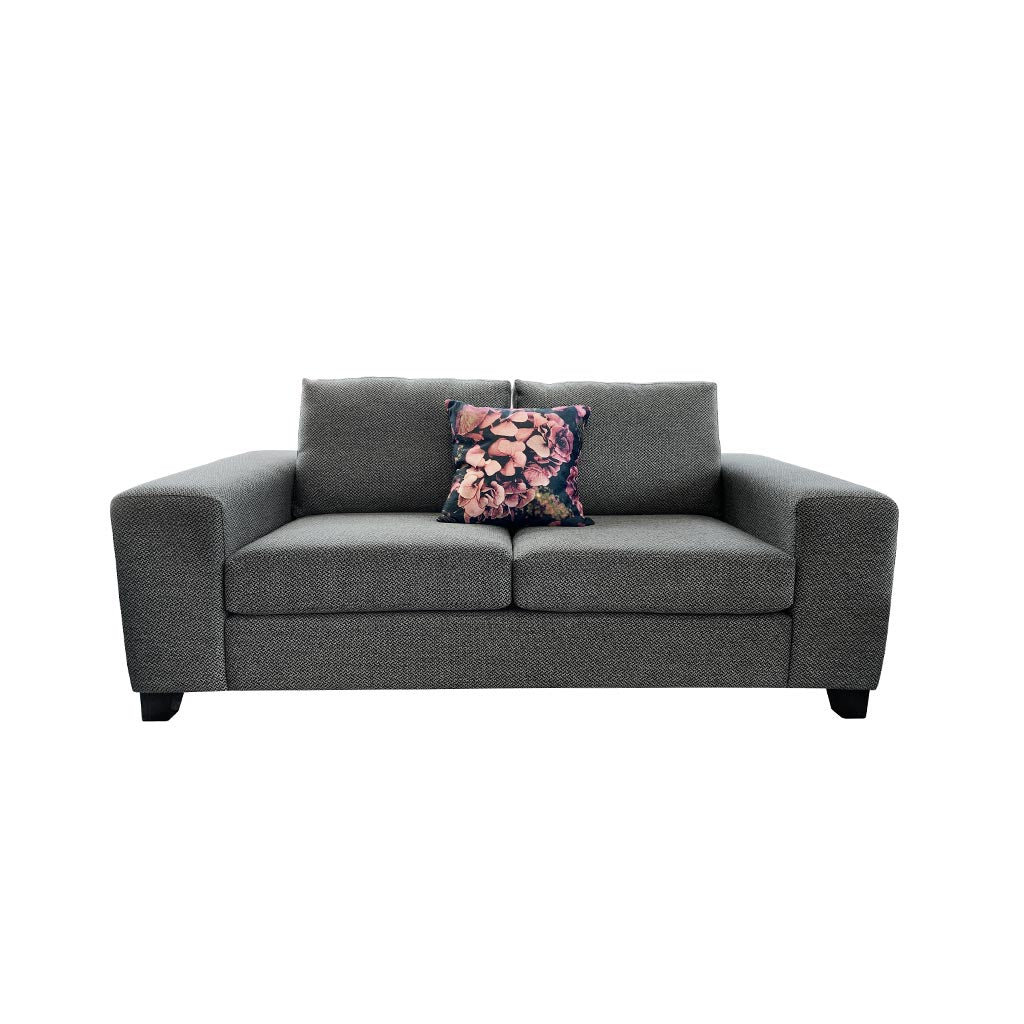 Boston 2str Sofa - Loft Charcoal