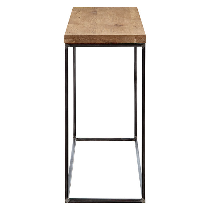 Calia New Console Table - Oak