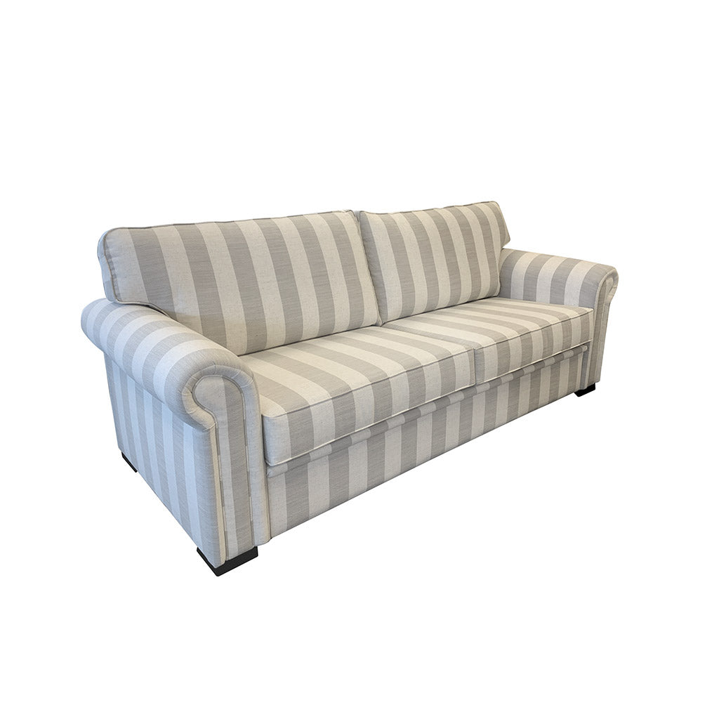 Cambridge 3 Seater Sofa in Atlantic Sand Fabric