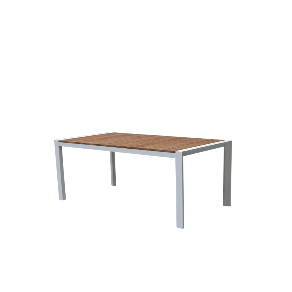 Copenhagen outdoor table - white