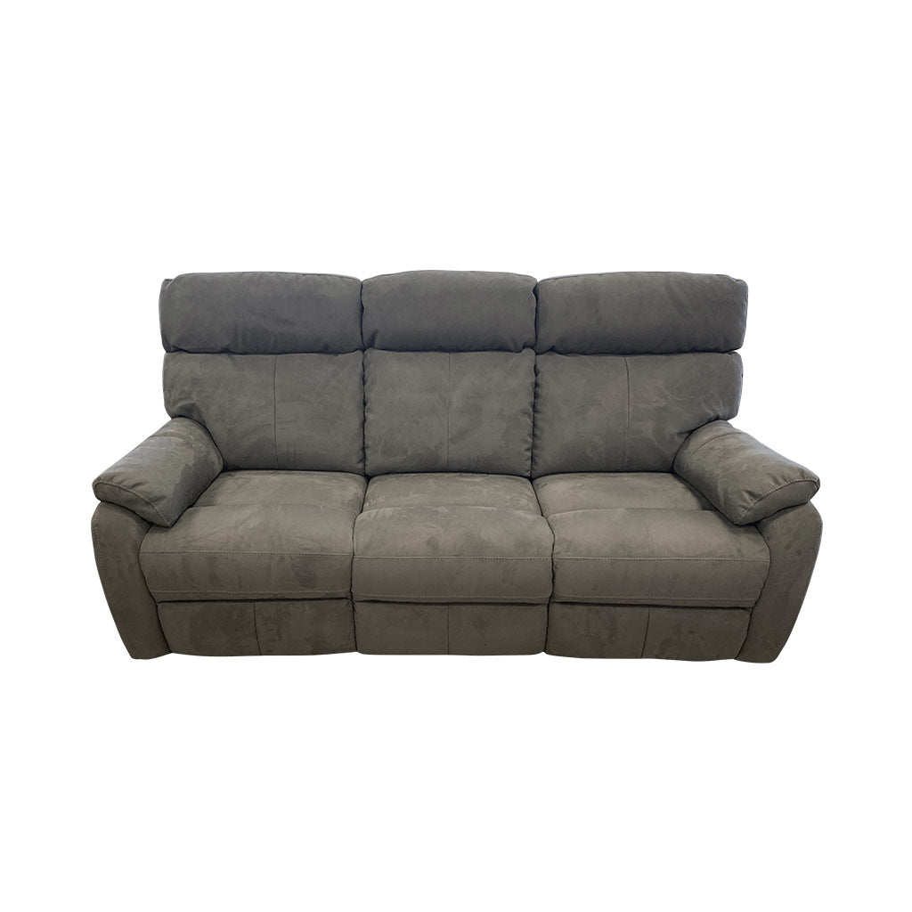 Cortez 3 seater sofa with 2 recliners