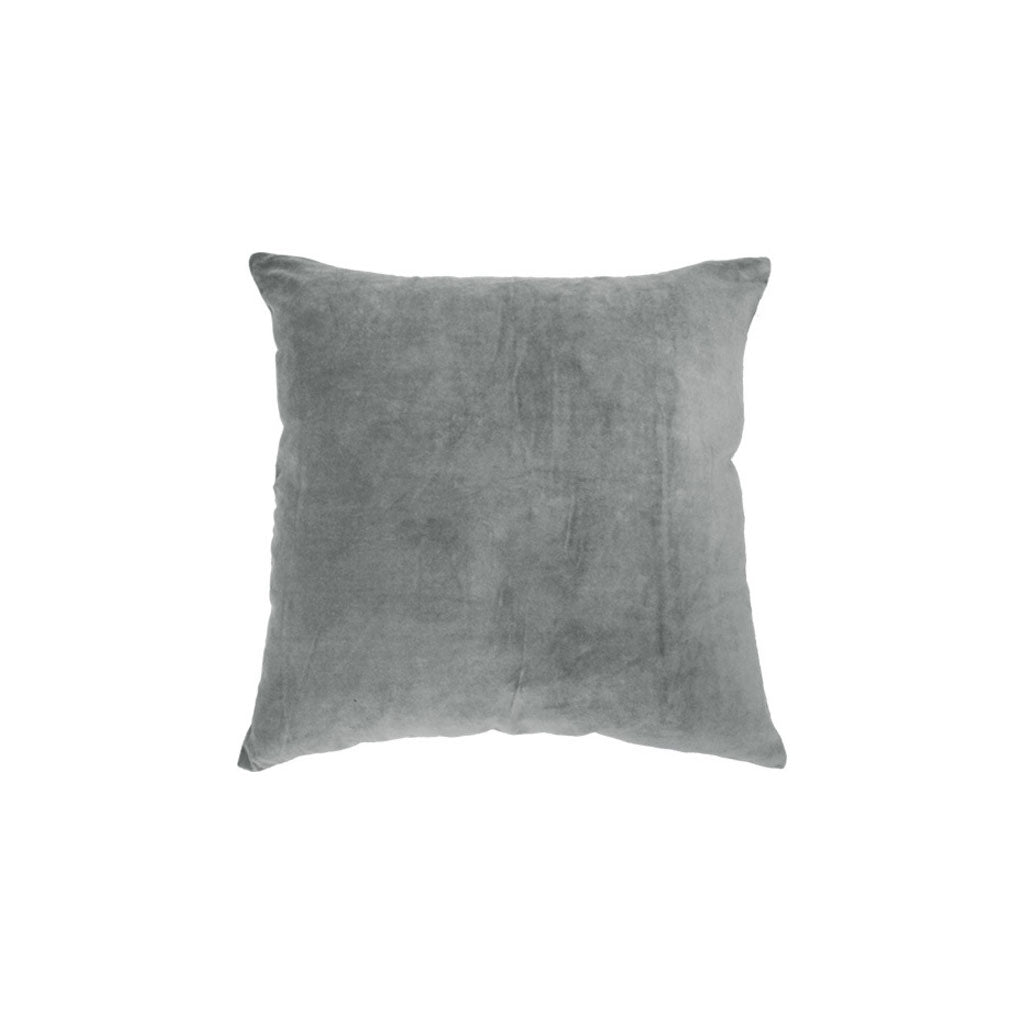 Majestic cushion in Steel Grey