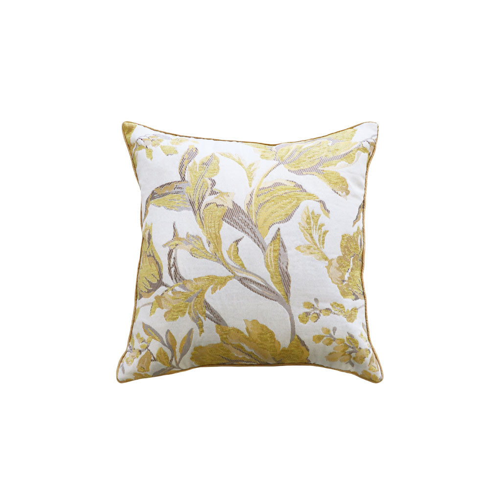 Cushion - Sadie - Cream/Yellow