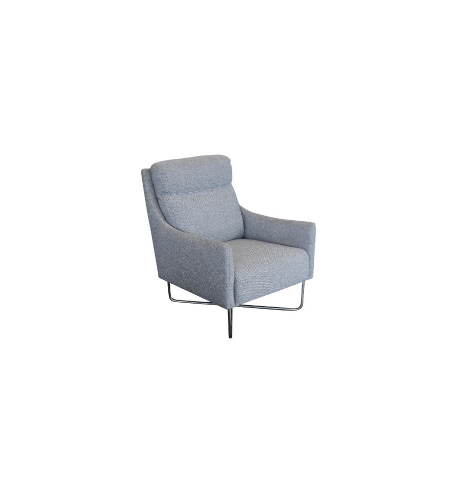 Trento Chair - Charcoal