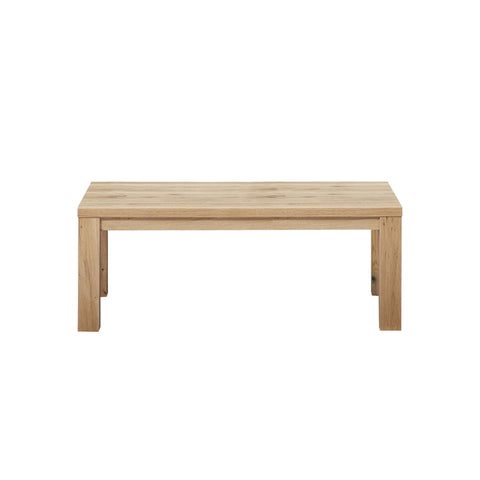 Florence Indoor Bar Table - Oak Timber Brushed/Lacquer