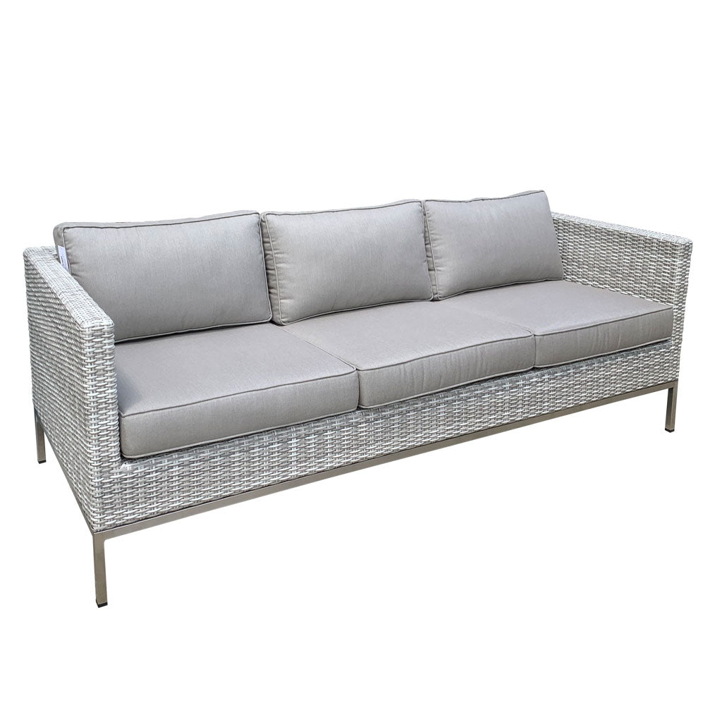 Hahei outdoor sofa - 3 seater