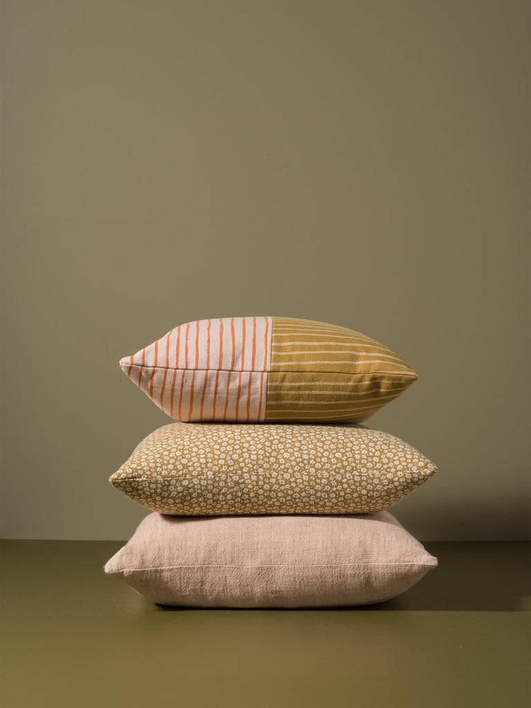 Citta Design - Harvest Cushion With Feather Fill -  Multi