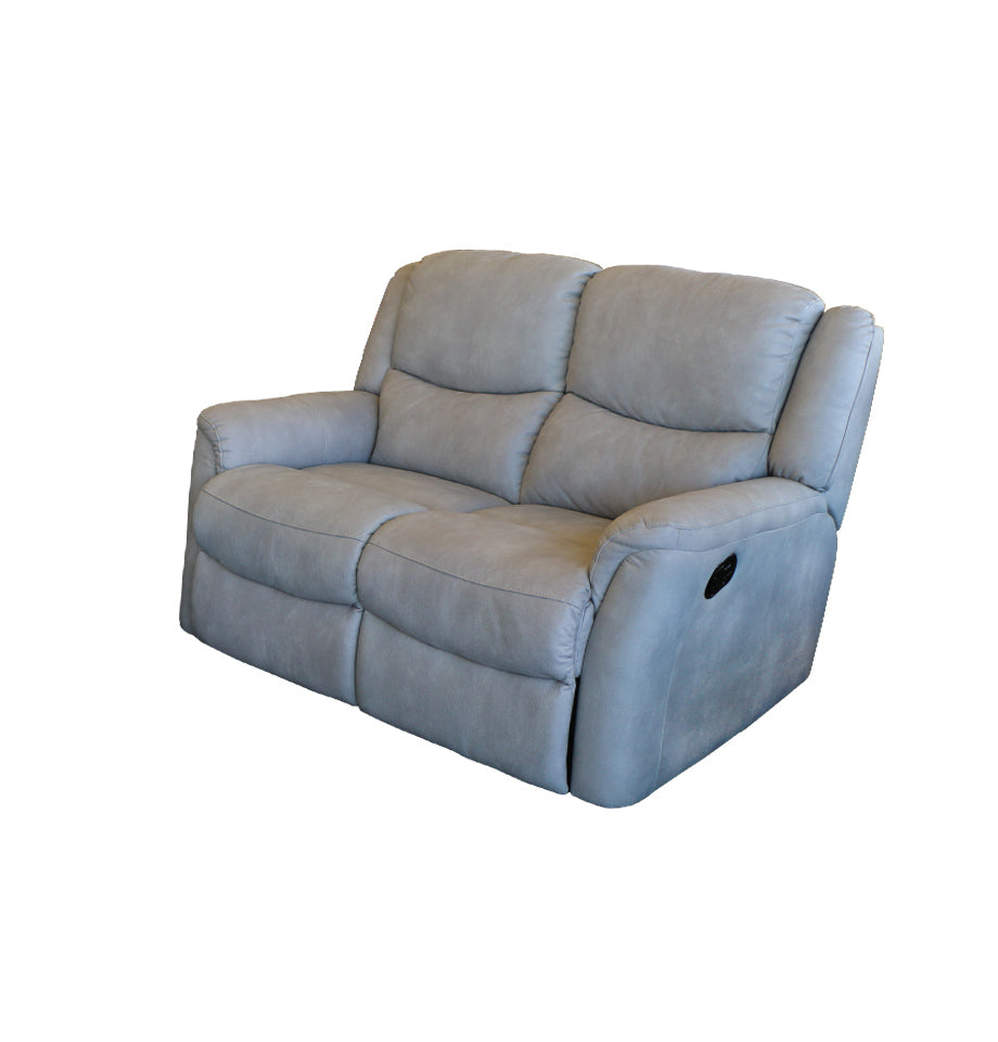 Hepburn 2 Seater Light Grey