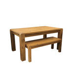 Imola Dining Table with bench seat
