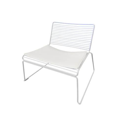 Piero Large Outdoor Seat - Blackstone