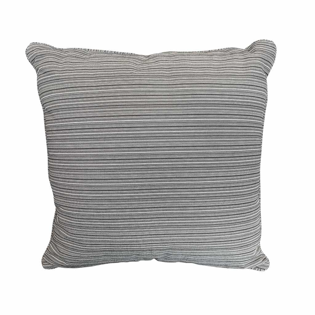Outdoor cushion marseille charcoal