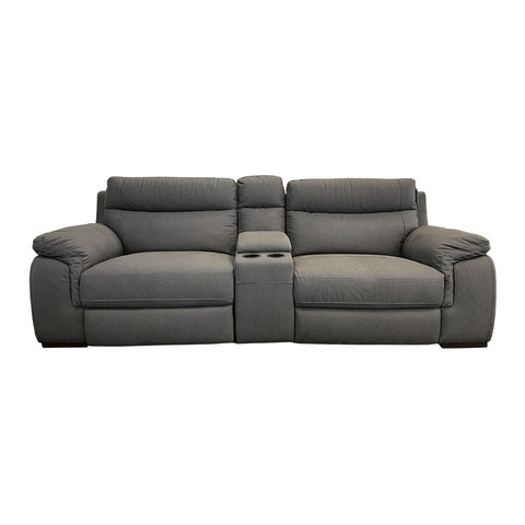 Westwood 4str + Moveable Chaise - Warwick Tangent Charcoal
