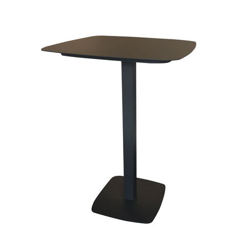 Waiheke Outdoor Small Side Table - Charcoal