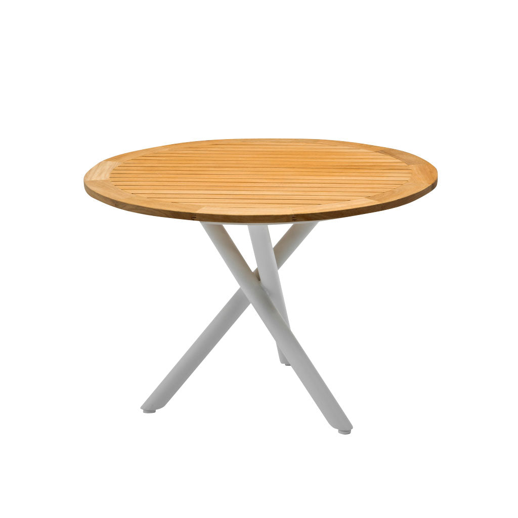 Mikado outdoor round table