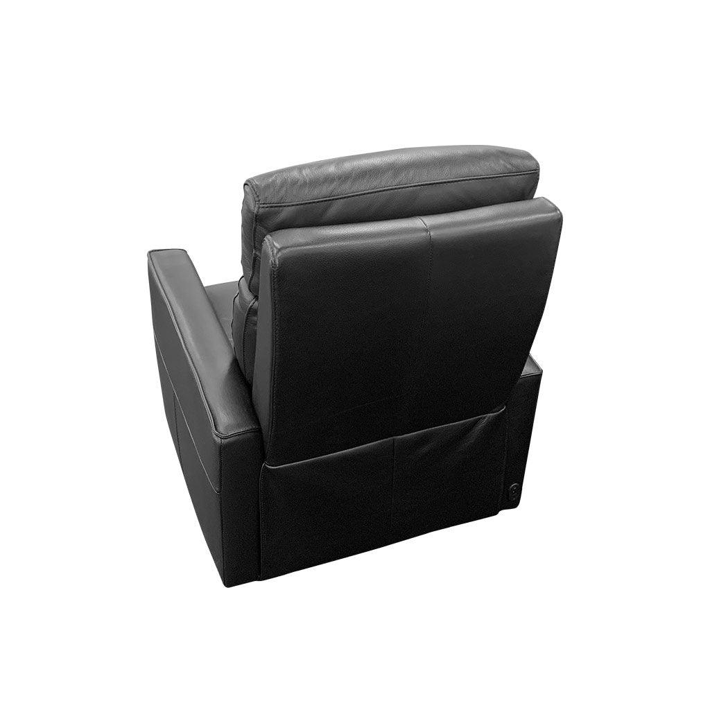 Nice Electric Rocker Recliner - back view