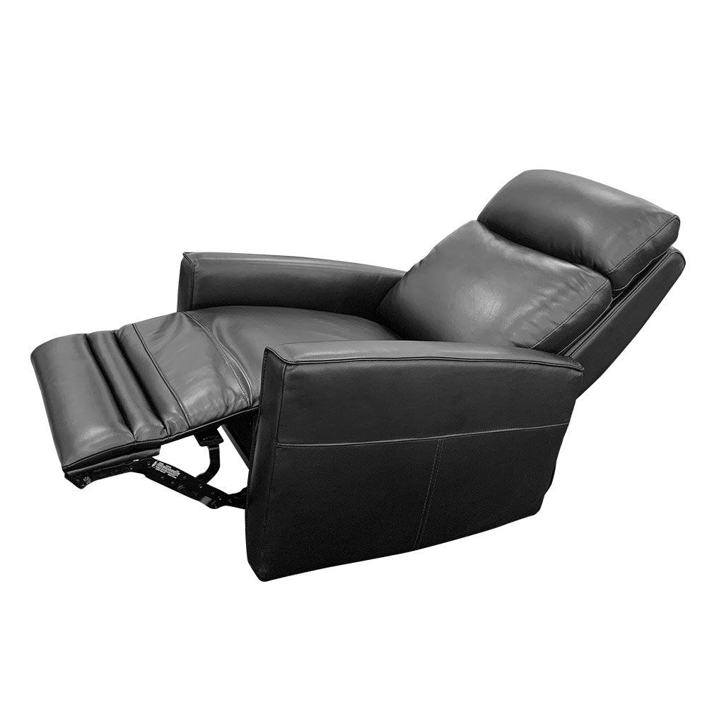 Nice Electric Rocker Recliner fully reclined