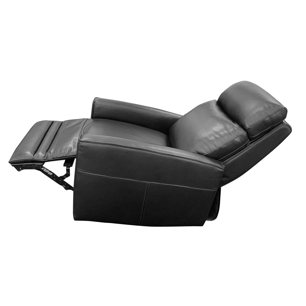 Nice Electric Black Recliner