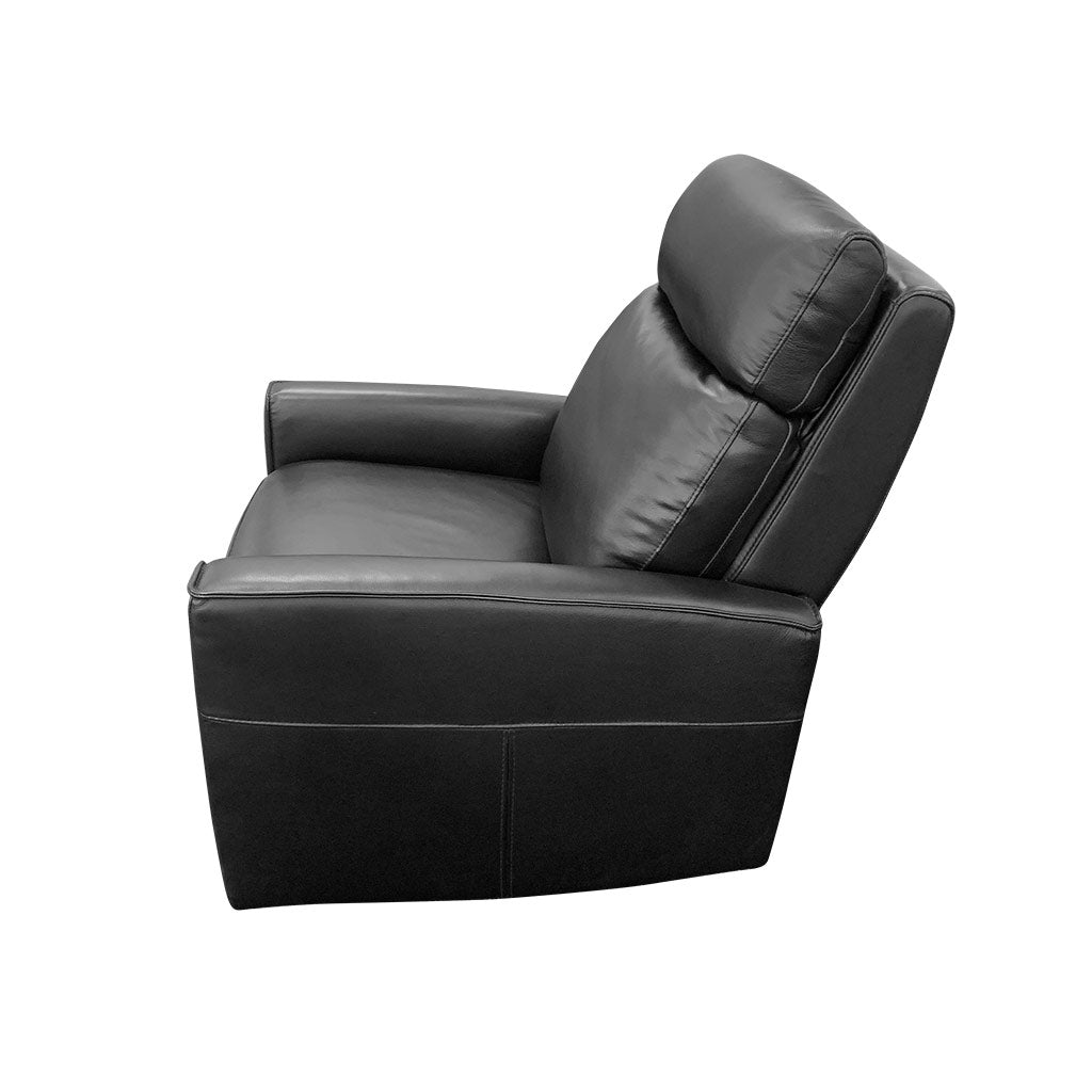 Nice Electric Rocker Recliner side