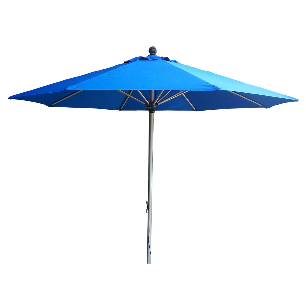 Nimbus round acrylic outdoor umbrella