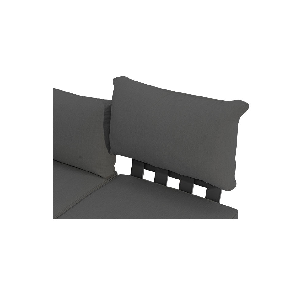 Opito back rest and cushion