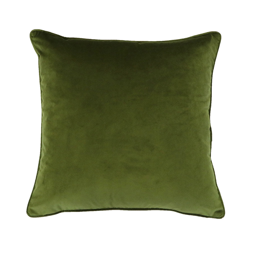 Cushion - Quattro - Olive
