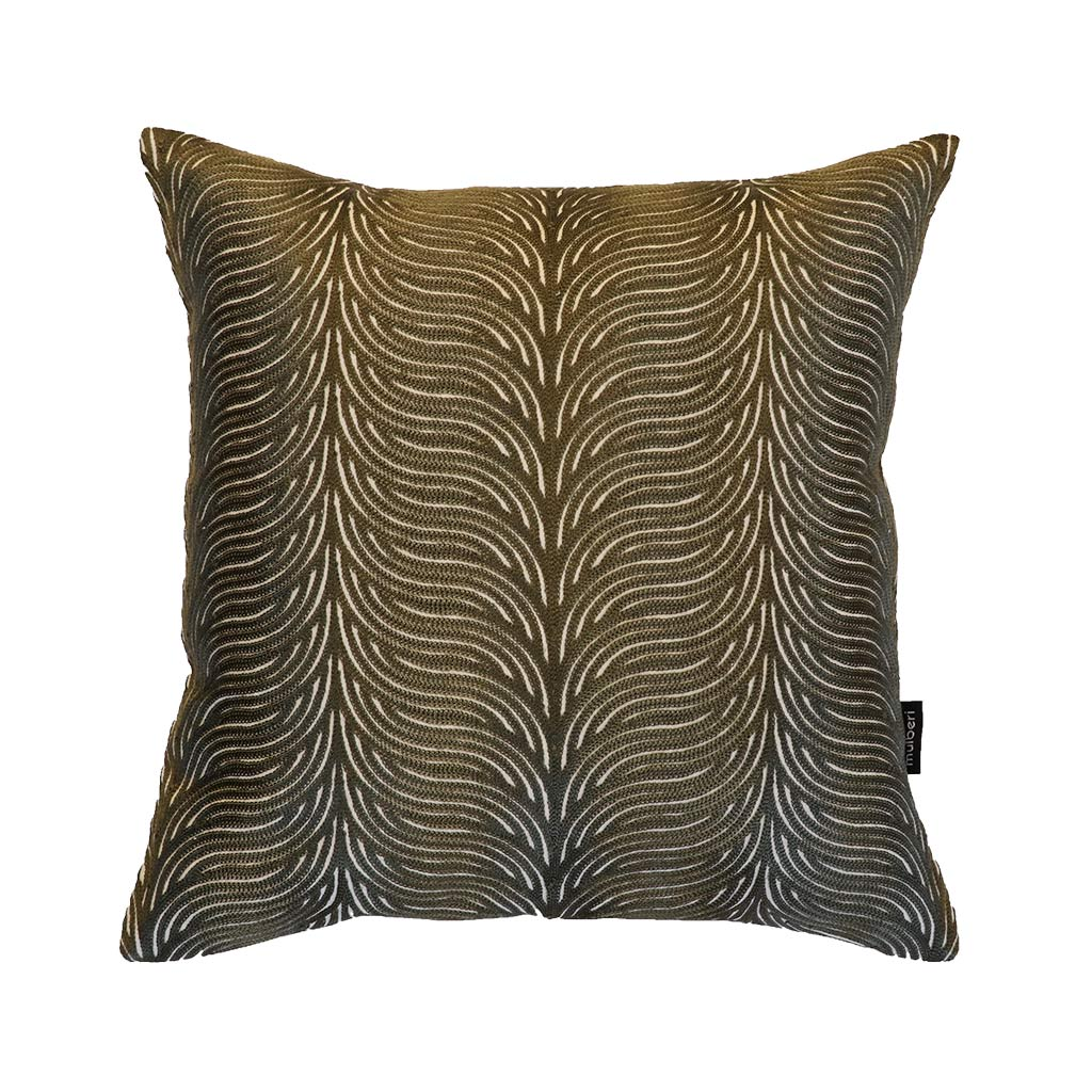 Cushion - Santo with Feather Inner - Olive