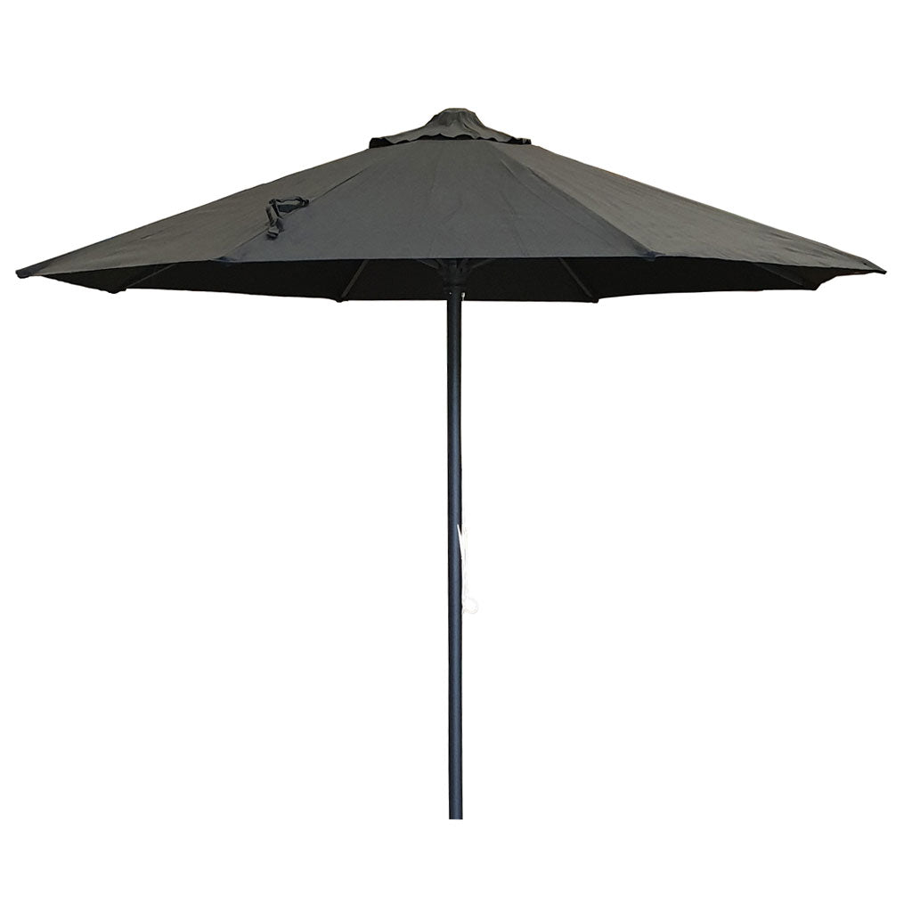 Sorrento round polyester outdoor umbrella