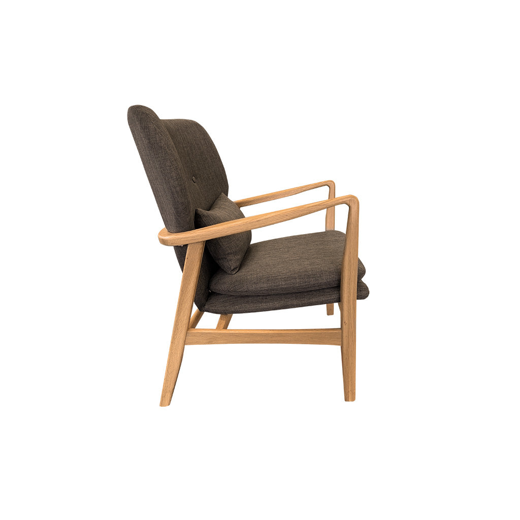 Tasman Occasional Chair - side