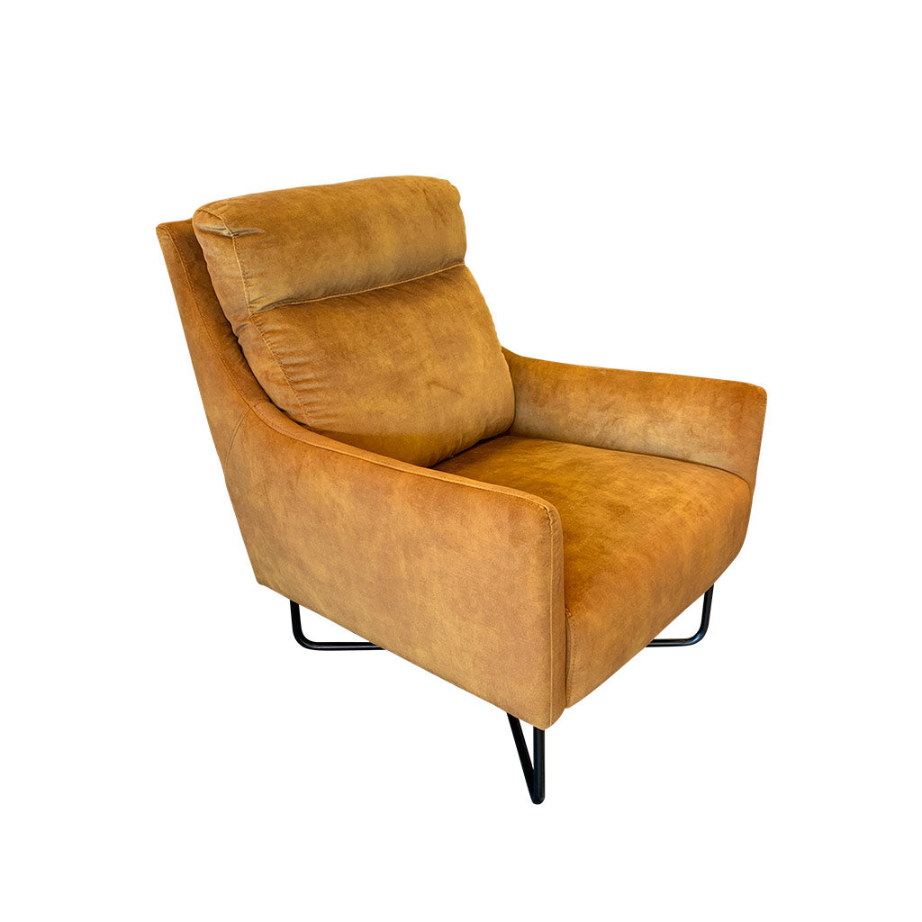Trento modern occasional chair