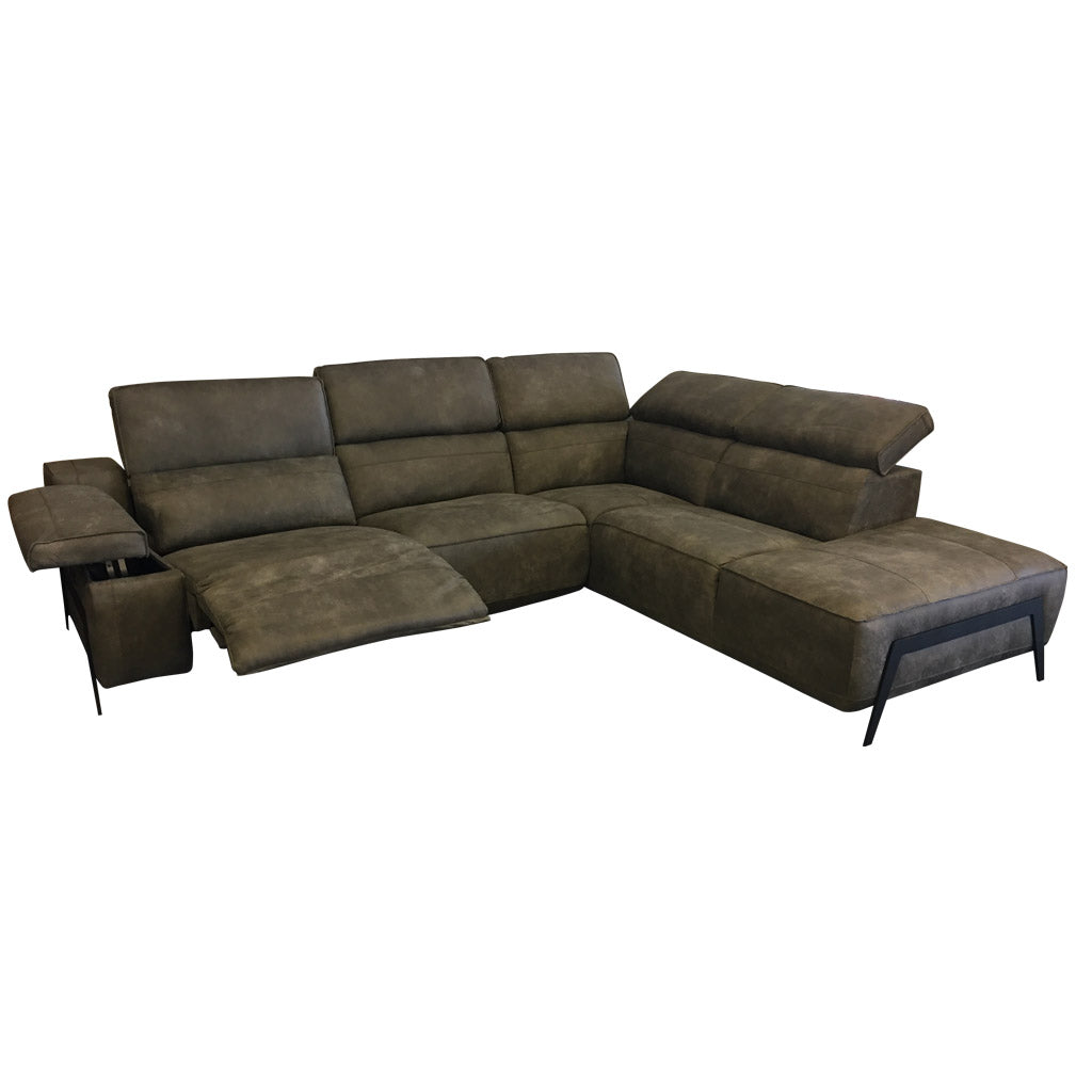 Valley leather sofa - Living Room Furniture
