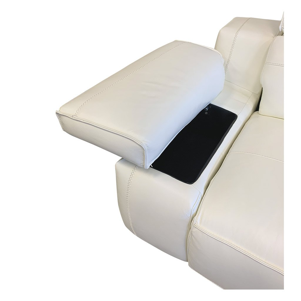 Valley sofa - storage compartment