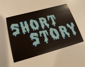 SHORT STORY STICKER